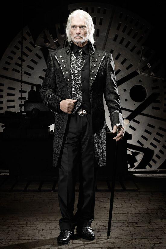Les 460 meilleures images du tableau steampunk men 39 s style sur pinterest mode steampunk - Steampunk style vestimentaire ...