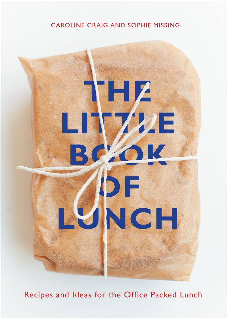 The Little Book of Lunch is filled with delicious and simple recipes for the working person's packed lunchbox. It has clever approaches to classics, making them easy for transportation; meals that taste delicious at room temperature; quickly assembled dishes for when you barely have five minutes; recipes for when the cupboards are bare.