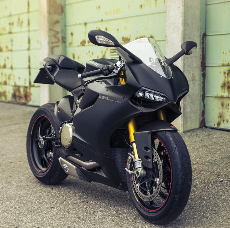 C Electric Motorcycle