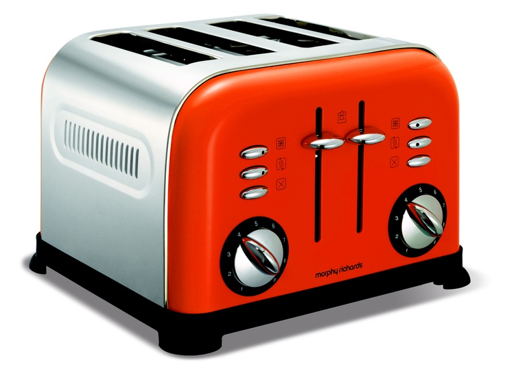 morphy richards citrus orange toaster orange products pinterest toaster veronica and orange. Black Bedroom Furniture Sets. Home Design Ideas