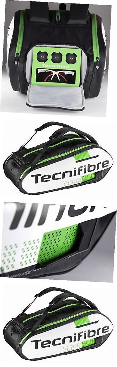 Squash 62166: Squash Green 12 Racquet Bag -> BUY IT NOW ONLY: $130.93 on eBay!