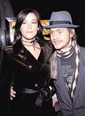 Spacehog's Royston Langdon and Liv T