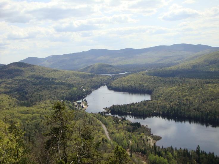 Parc national du Mont-Tremblant, Tremblant, Quebec
