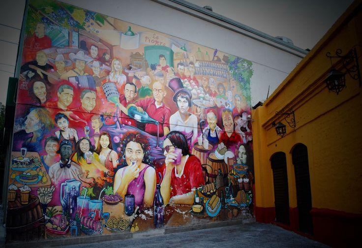 #Graffo #Graffiti #LaPiojera #EstacionMapocho #Santiago #Chile 2014