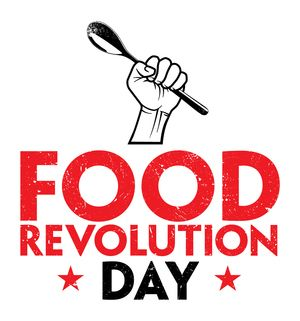 Jamie Oliver's Food Revolution Day: Get IINvolved!