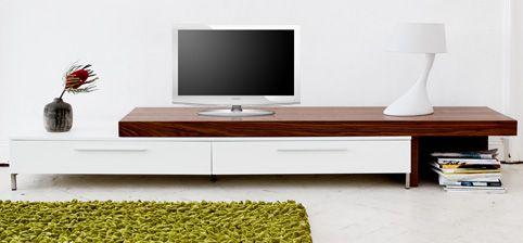 houten vloer houten tv meubel - Google zoeken