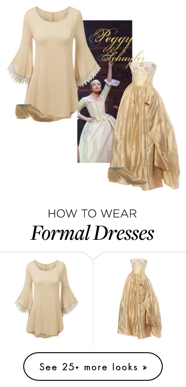"""""""Peggy Schuyler: Hamilton Inspired Outfit: 2 outfits"""" by ava-adams123 on Polyvore"""