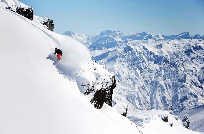 Secret Stash, Cardrona Alpine Resort