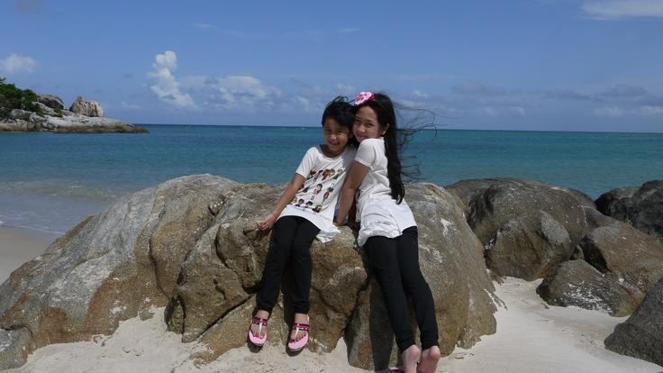 parai beach, bangka island ~ indonesia