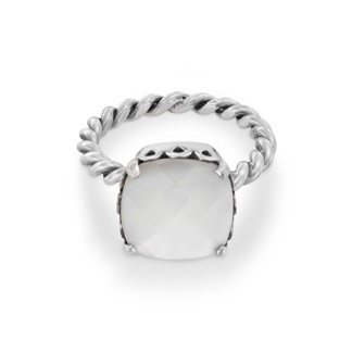Mother of Pearl Path Ring    Authentic Pandora Jewelry®  Price:  $55.00