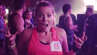 RAC #BodyPUMP & #BodyATTACK Instructor #sydniechapman and her amazing story made it to the BodyPUMP 100 stories. #lesmills #raintreeathleticclub