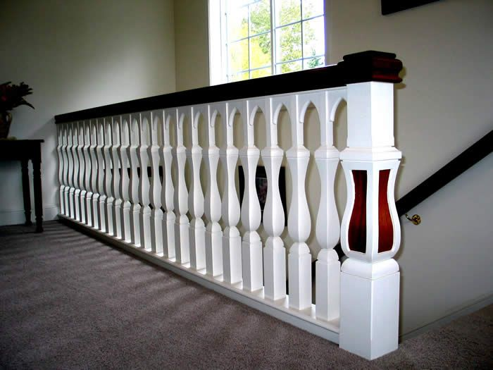 608 Best Banisters Images On Pinterest Banisters Stairs