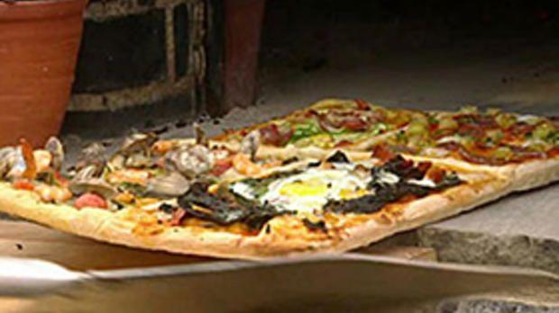Pizzateig von Jamie Oliver
