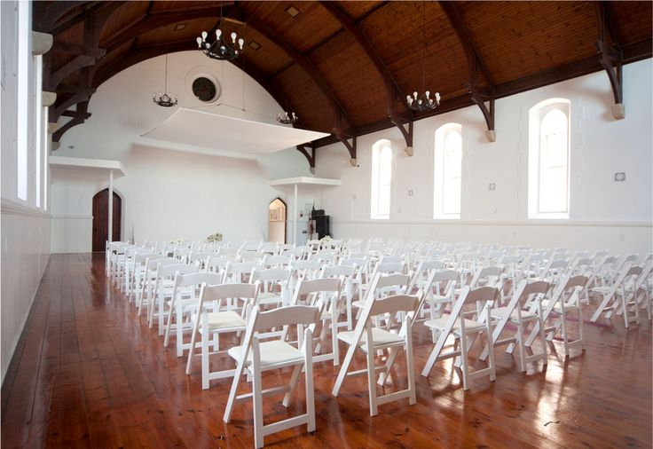 Our beautiful Church Studio is not just a photographic studio, here it is all set up for a wedding.