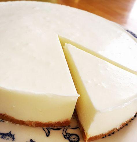 濃厚なのに爽やか!「レアヨーグルトケーキ」がとろける美味しさ♪ | クックパッドニュース