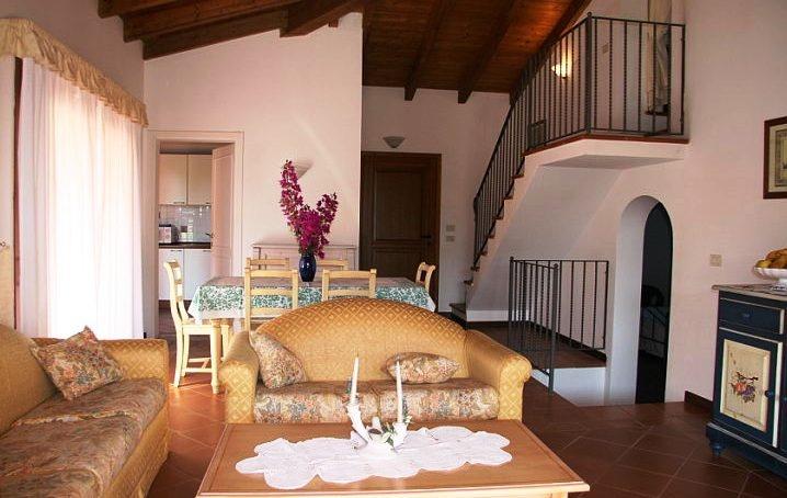 Villa Rosa - salotto
