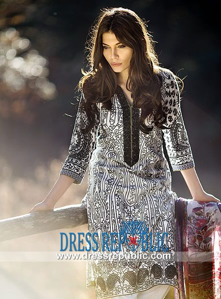 Sana Safinaz Summer Collection 2014 in United States  Designer Pakistani Lawn Design 2014 in United States: Sana Safinaz Summer Collection 2014 at Affordable Prices. Call Los Angeles, CA