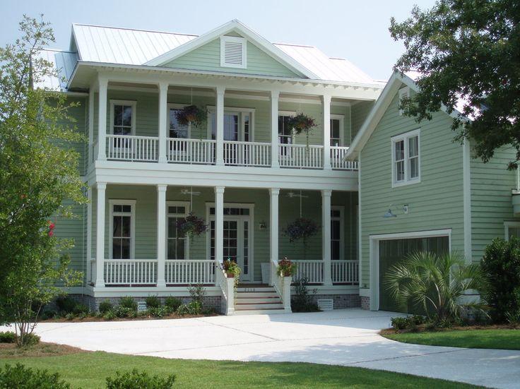 17 best images about exterior colors on pinterest Decoration exterieur de maison