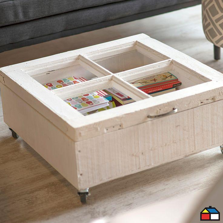 Un cajón sorprendente #comoda #velador