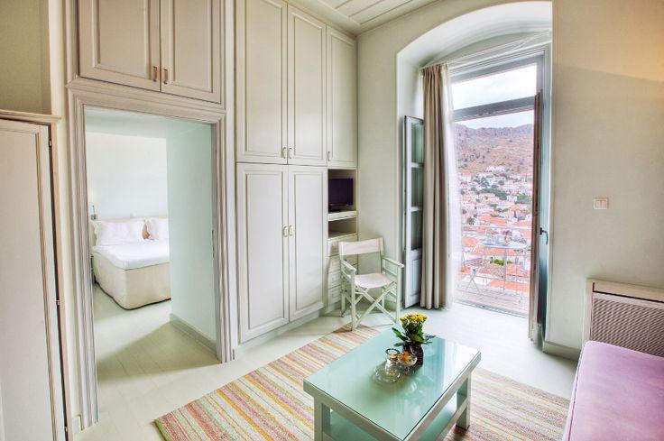 Hydra Hotel - deluxe hotels in Hydra Island Greece