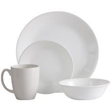 Simple, clean and only $49AU for a 16 piece dinner set!  Source: http://shop.kmart.com.au