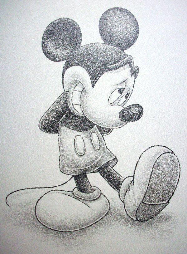Panpan ide cra t dessin dessins disney et disney - Mickey mouse dessin ...