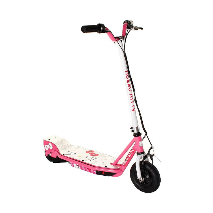 Hello Kitty Su E Scooter Dynacraft Toys R Us I