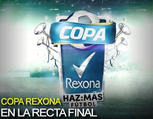 Copa Rexona En La Recta Final