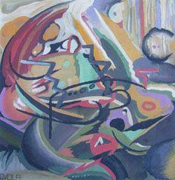 Julius Evola, (Tendenze di idealismo sensoriale), 1919