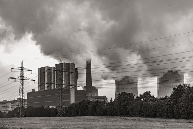 In a blatant money-grab for the coal industry, Rick Perry's Energy Department is pushing for direct subsidies to dirty, un-economical coal-fired power plants.