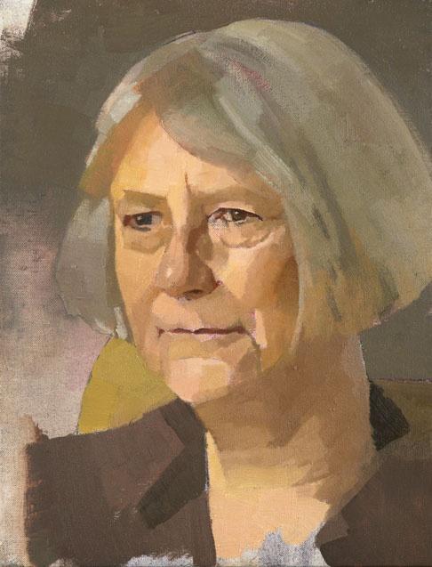 Dame Anne Owers by Diarmuid Kelley