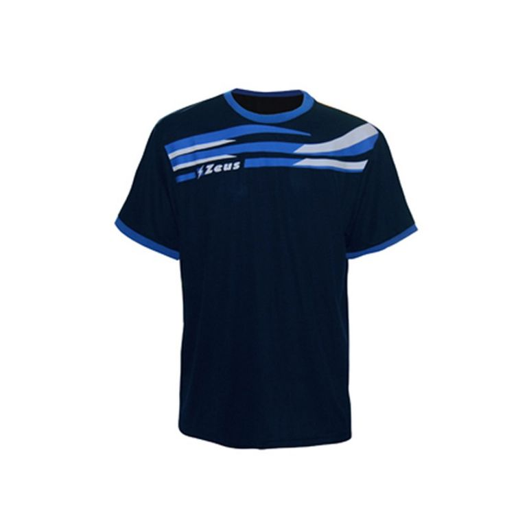 T-shirt Zeus modello Itaca 100% poliestere ideale per relax, passeggio e allenamento. Disponibile in diversi colori e taglie. #Pegashop abbigliamento sportivo al prezzo migliore con il massimo della qualità.