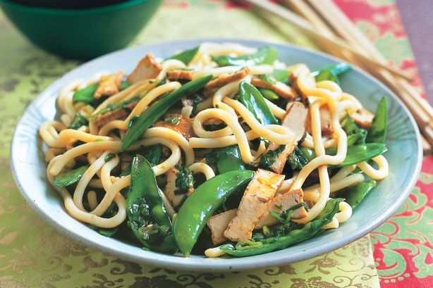 A dash of Sichuan seasoning in this noodle dish will spice up anyone's Monday night!
