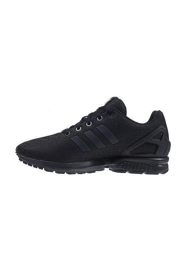 Adidas Zx Flux K W Schuhe schwarz auf Stylelounge.de