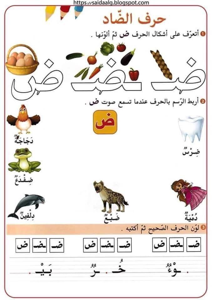 الحروف الهجائية وأشكالها مدونة جنى للأطفال In 2021 Learn Arabic Alphabet Learning Arabic Learn Arabic Language