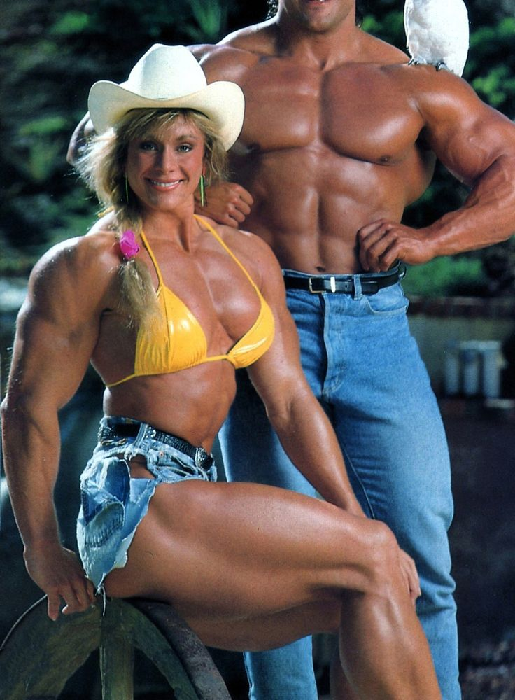 Female bodybuilder cory-8765