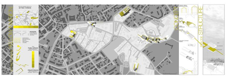 Temporary Campus in Settimo Torinese (Torino, Italy), masterplan