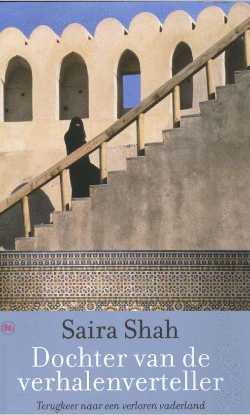 Boek cover Dochter Van De Verhalenverteller van S. Shah (Hardcover)