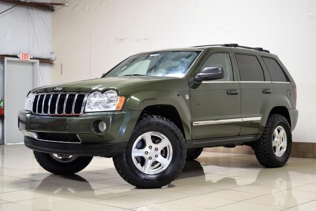 Ebay 2006 Jeep Grand Cherokee Limited Lifted 4x4 2006 Jeep Grand