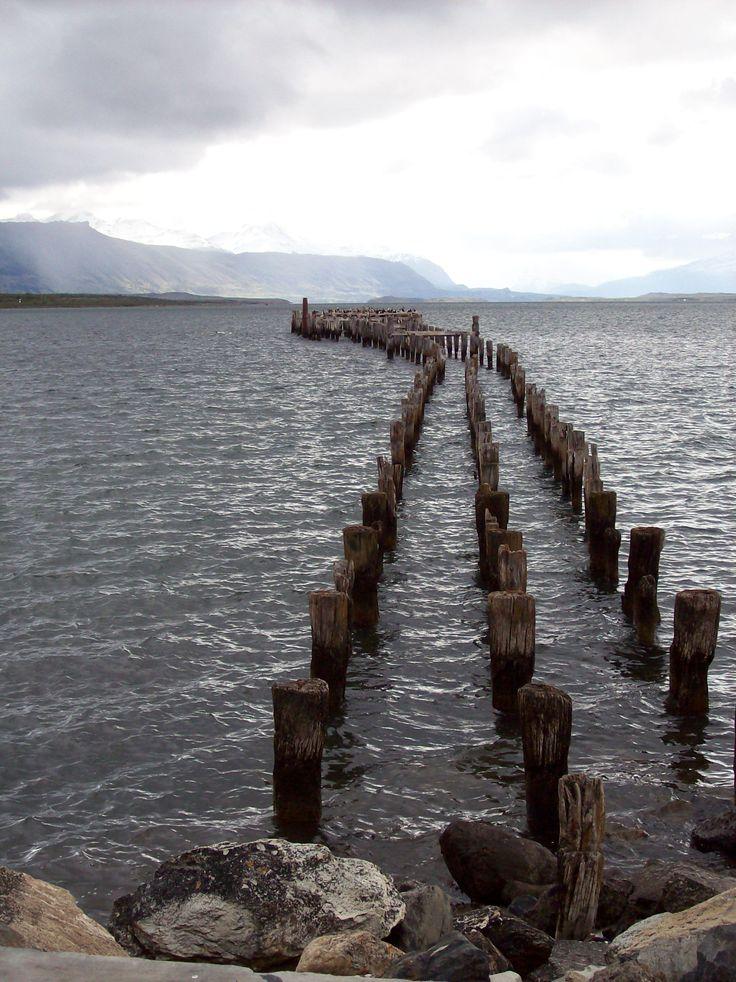 Fiordo Ultima Esperanza - Puerto Natales - Patagonia Cilena