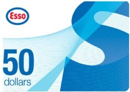 Linkies Contest Linkies: Win A $50 #Esso Gas Gift Card - CANADA only