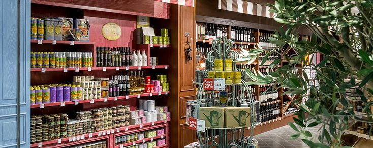 boutique Saveurs de Provence Aéroport Nice Côte d'Azur Terminal 1