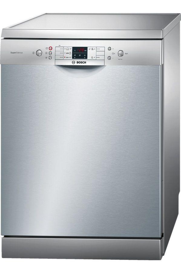 Lave vaisselle Bosch SMS53L88EU INOX pas cher prix Lave vaisselle Darty 449.00 € TTC au lieu de 599 €