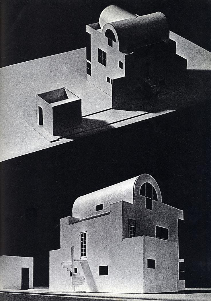 Arata Isozaki. GA Houses. 4 1978: 34