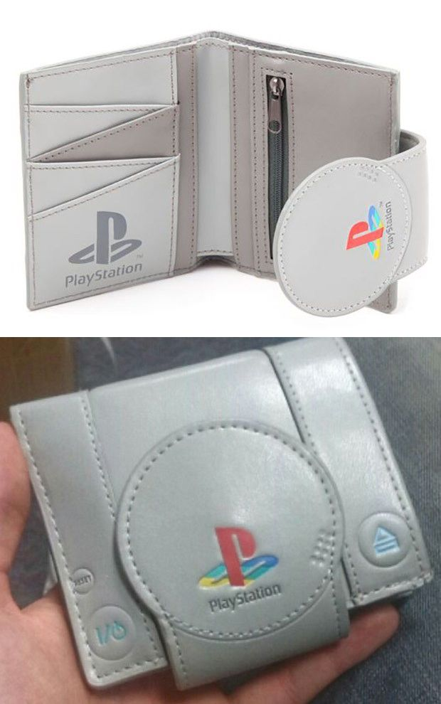Sony Playstation Wallet                                                                                                                                                      More
