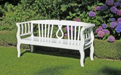 Gartenbank weiß 3 Sitzer Parkbank Sitzbank Terrasse Möbel Eukalyptus Holz Möbel Jetzt bestellen unter: https://moebel.ladendirekt.de/garten/gartenmoebel/gartenbaenke/?uid=e12de2c7-f617-56ef-a47f-4a54ea13bd67&utm_source=pinterest&utm_medium=pin&utm_campaign=boards #garten #gartenbaenke #gartenmoebel Bild Quelle: plus.de
