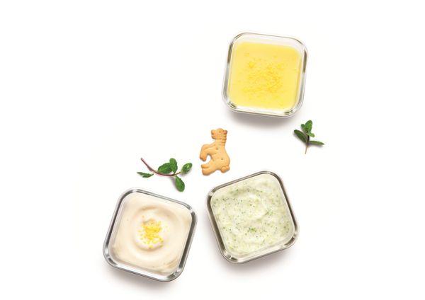 Glasslock: Frischhaltedosen und Glasbehälter für Ofen, Mikrowellen, Kühlschränke und mehr.: Baby Meal Set