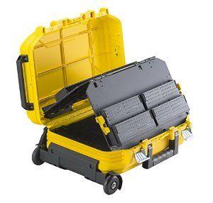 Stanley FMST1-72383 Fatmax Technician Suitcase Plus Wheels: Amazon.co.uk: DIY & Tools