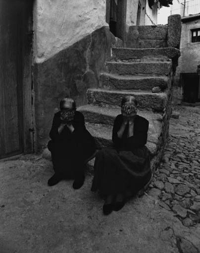 Miranda del Castañar, Salamanca, 1971.Sanz Lobato