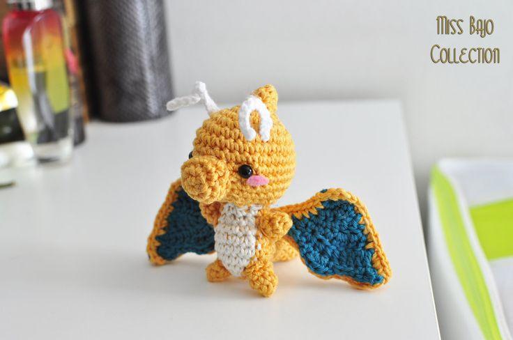 Mejores 186 imágenes de Pokemon crochet en Pinterest | Patrones de ...